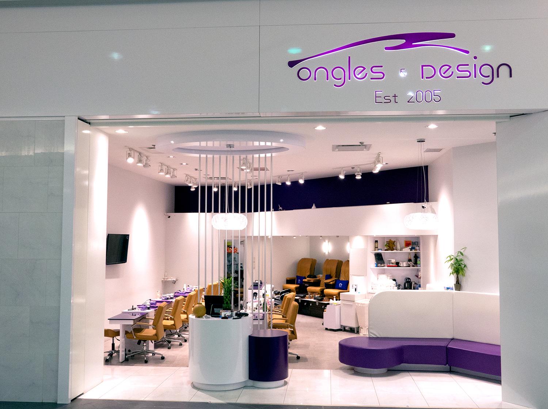 Ongles&Design, Quebec, Manucure, pédicure, facial, microblading, vernis, gel